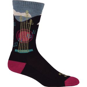 Farm To Feet Floyd Music Festival Sock - Women's