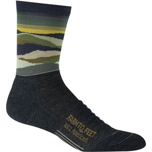 Farm To Feet Max Patch Mountain 3/4 Technical Crew Sock - Men's