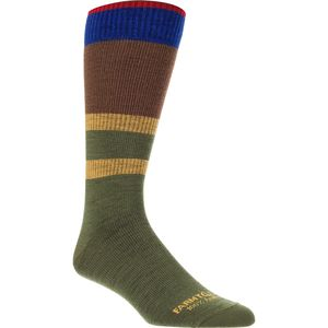 Farm To Feet Petaluma Stripe Crew Sock