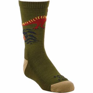 Farm To Feet T-Rex Crew Sock - Kids'