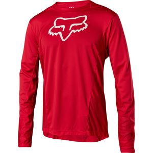 Fox Racing Demo Long-Sleeve Bike Jersey - Men's