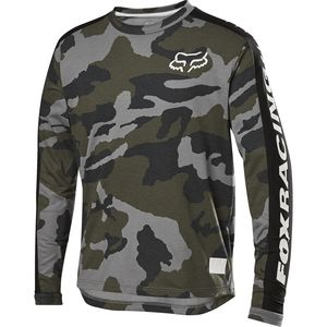 Fox Racing Ranger Dri-Release Long-Sleeve Jersey - Boys'