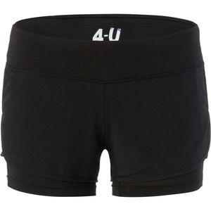 4-U Performance Laser Cut Short - Women's