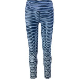 4-U Performance Ombre Stripe Nylon Spandex Legging - Women's