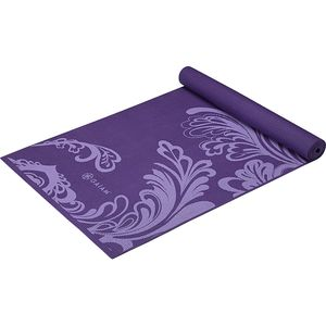 Gaiam 5mm Printed Yoga Mat