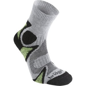 Bridgedale Cool Fusion Trailhead 3/4 Crew Sock