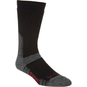 Bridgedale Wool Fusion Summit Crew Heavyweight Hiking Sock - Men's