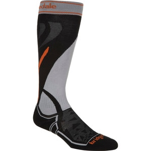 Bridgedale Vertige Mid Ski Sock - Men's