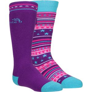 Bridgedale Merino Ski Sock - 2-Pack - Kids'