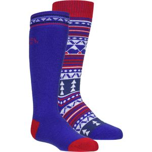Bridgedale Merino Ski Sock - Kids' - 2-Pack