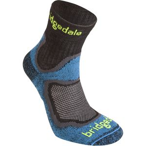 Bridgedale Trail Sport Lightweight T2 Merino Cool Comfort Multi 3/4 Crew Sock - Men's