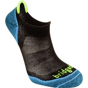 Bridgedale Trail Sport Ultralight Cool Comfort No Show Sock - Men's