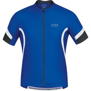 Gore Bike Wear Power 2.0 Jersey - Short Sleeve - Men's