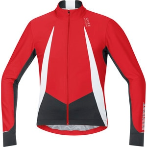 Gore Bike Wear Oxygen WindStopper Long-Sleeve Jersey - Men's