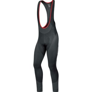 Gore Bike Wear Oxygen Partial Thermo Long Bib Tights - Men's