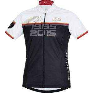 Gore Bike Wear 30th Anniversary Element Print Jersey - Short Sleeve - Women's