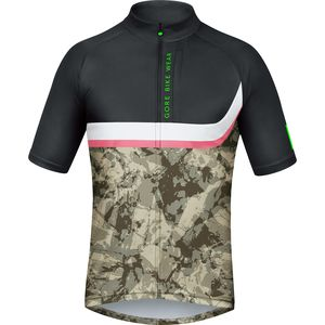 Gore Bike Wear Power Trail Jersey - Short Sleeve - Men's