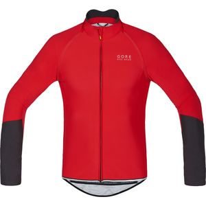 Gore Bike Wear Power Windstopper Softshell Zip-Off Jersey - Men's