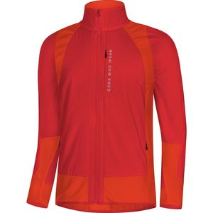 Gore Bike Wear Power Trail Gore Windstopper Insulated Jacket - Men's