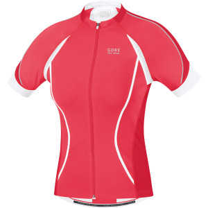 Gore Bike Wear Oxygen Full-Zip Jersey - Short Sleeve - Women's