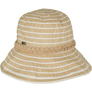 Guy Harvey Headwear Ribbon Hat with Braided Ribbon - Women's