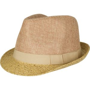 Guy Harvey Headwear Paper Braid Fedora - Women's