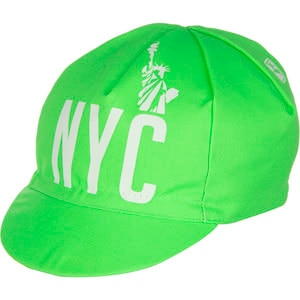 Giordana New York City Cycling Cap