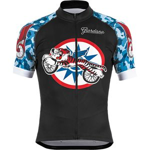 Giordana Endurance Conspiracy Giordana Bike Club Scatto Jersey - Short-Sleeve - Men's