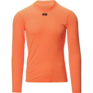 Giordana Wool Blend Long Sleeve Base Layer - Men's