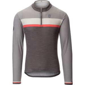 Giordana Sport Merino Wool Blend Long-Sleeve Jersey - Men's