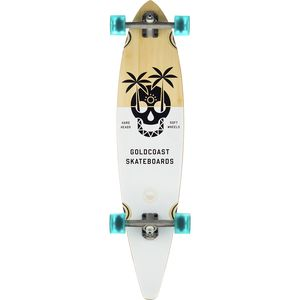 Gold Coast The Dead Days Pintail Longboard