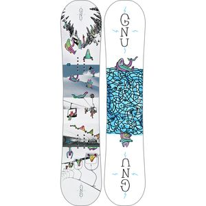 Gnu Recess Snowboard - Kids'