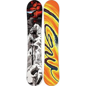 Gnu Billy Goat Snowboard - Mid-Wide