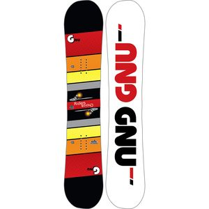 Gnu Riders Choice Snowboard - Wide
