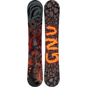 Gnu Billy Goat C3 Snowboard - Mid-Wide