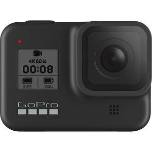 GoPro HERO8 Black Specialty Bundle + SD Card
