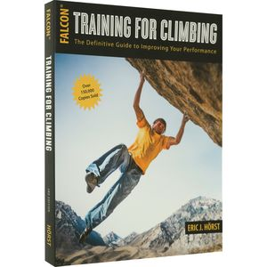 Globe Pequot Press Training for Climbing, 3rd Edition