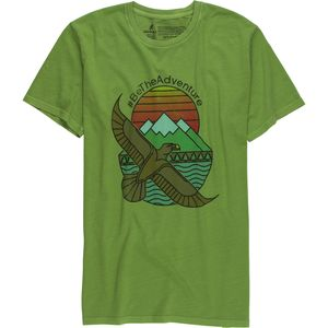 Gramicci Be The Adventure T-Shirt - Men's