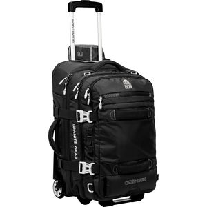 Granite Gear Cross-Trek Carry-On 22in Rolling Gear Bag
