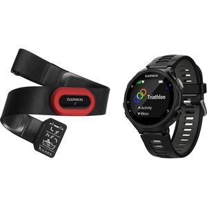 Garmin Forerunner 735XT HRM4-Run Bundle