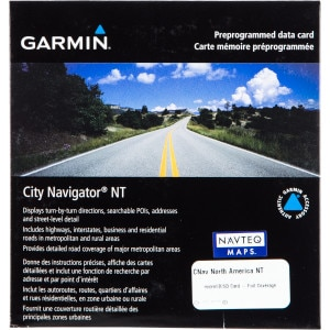 Garmin MapSource City Navigator North America NT