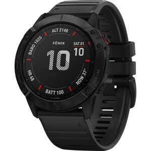 Garmin Fenix 6 Glass Heart Rate Monitor