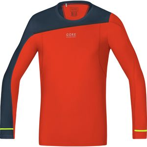 Gore Running Wear Fusion Long-Sleeve Shirt - Men's