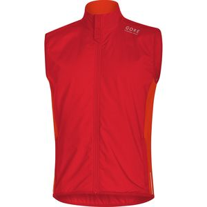 Gore Running Wear Essential Gore Windstopper Insulated Vest - Men's