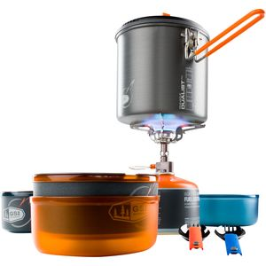 GSI Outdoors Pinnacle Dualist Complete Stove