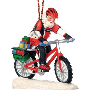 GSI Outdoors Santa Ornament