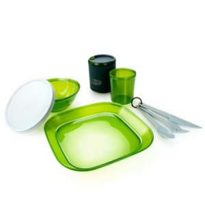 GSI Outdoors Infinity Tableset - 1 Person
