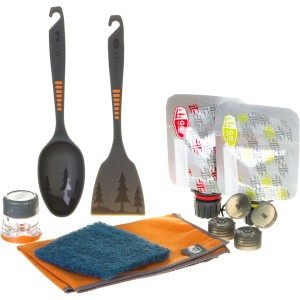 GSI Outdoors Pack Kitchen 8 Set