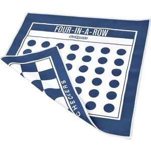 GoSports Giant 4-in-a-row & Checkers Mat
