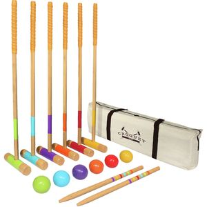 GoSports Premium Croquet Set